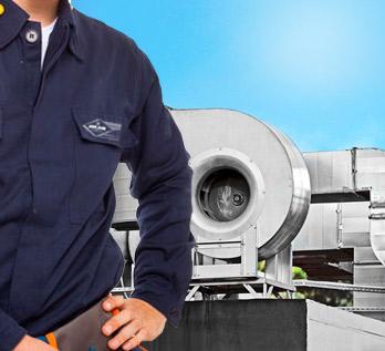 Mantenimiento de instalaciones de climatización aire y calefacción